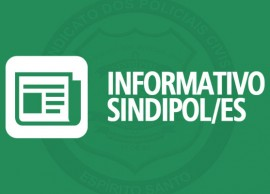 Informativo Sindipol/ES
