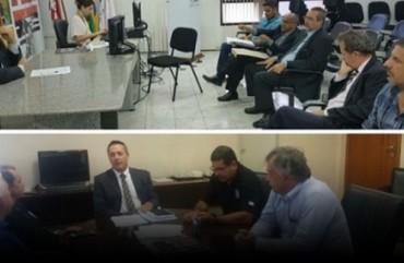 GOVERNO ABRE NEGOCIAÇÕES E COMEÇA ATENDER REIVINDICAÇÕES DO SINDIPOL/ES