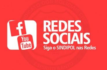 Siga nas Redes Sociais