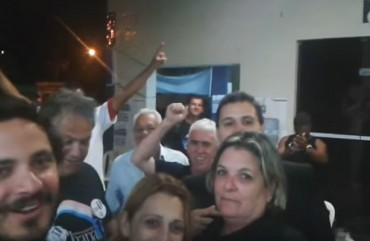 Vitória Chapa 1 Eleição Sindipol/ES 2015