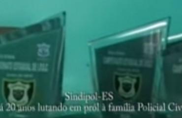 Comemoração 20 anos Sindipol-ES