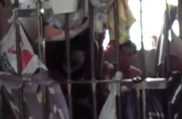 Sindipol-ES mostra situação do DPJ de Cariacica