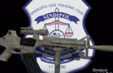 Homenagem ao dia do Policial Civil Capixaba