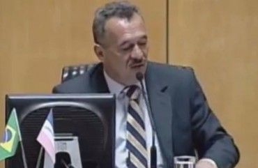 Humberto Mileip – Vice-presidente do Sindipol-ES