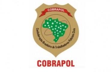 COBRAPOL MANDA MENSAGEM PARA POLICIAIS CIVIS DO BRASIL