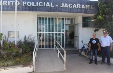 DELEGACIAS IMPORTANTES DA SERRA ESTÃO FUNCIONANDO EM LOCAIS INADEQUADOS