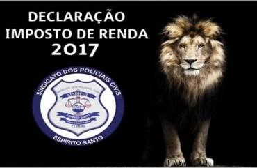 BENEFÍCIOS E VANTAGENS: FAÇA SUA DECLARAÇÃO DE IMPOSTO DE RENDA NO SINDIPOL/ES