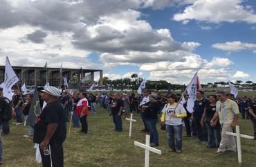 Proposta final da PEC é adiada e Cobrapol convoca nova caravana para Brasília