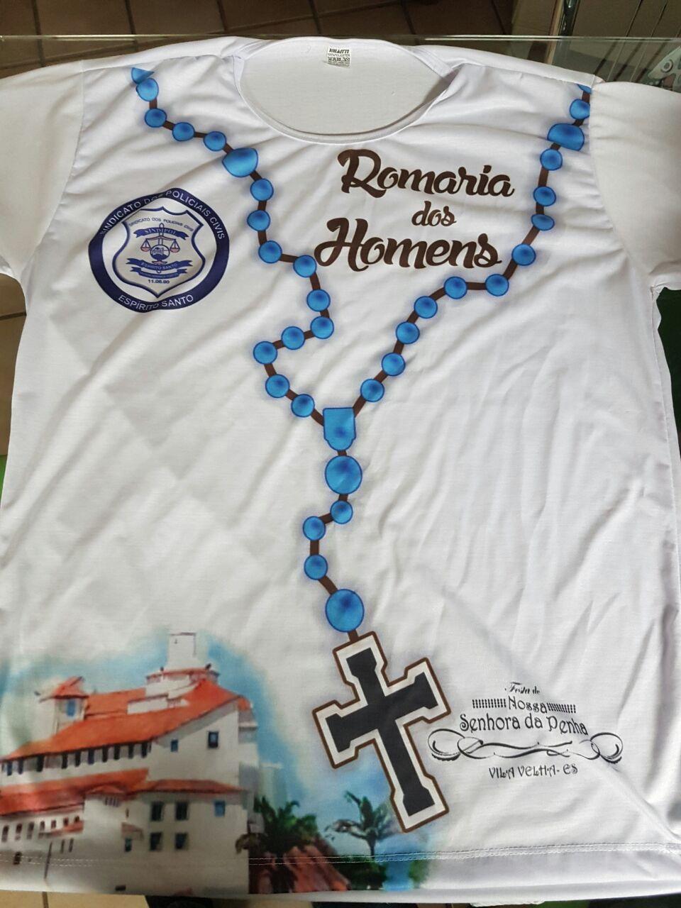 camisa romaria