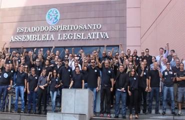 SINDIPOL E DEMAIS SINDICATOS CONVIDAM OPERADORES DA SEGURANÇA PARA MANIFESTAÇÃO EM BRASÍLIA: Policiais capixabas têm até quarta-feira para se inscrever para caravana contra a Reforma da Previdência