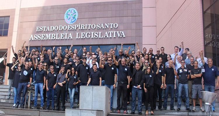 sindipol-e-demais-sindicatos-convidam-operadores-da-seguranca-para-manifestacao-em-brasilia-policiais-capixabas-tem-ate-quarta-feira-para-se-inscrever-para-caravana-contra-a-reforma-da-previdencia