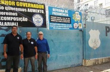 40 POLICIAIS PARA MAIS DE TRÊS MILHÕES DE HABITANTES