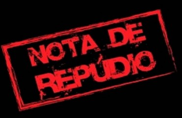 NOTA DE REPÚDIO CONTRA A DECISÃO DO STF