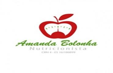 AMANDA BOLONHA NUTRICIONISTA