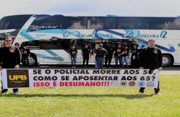 URGENTE: SINDIPOL/ES CONVOCA POLICIAIS CIVIS PARA CARAVANA CONTRA A REFORMA DA PREVIDÊNCIA