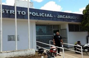 AGLUTINAÇÃO: DP DE JACARAÍPE/DP DE NOVO HORIZONTE
