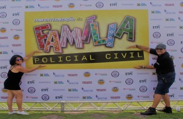 SAIBA COMO FOI O DIA DA FAMÍLIA POLÍCIA CIVIL