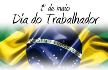 1º DE MAIO: DIA INTERNACIONAL DO TRABALHADOR