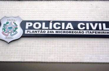 POLICIAIS CIVIS PRENDEM QUADRILHA QUE FRAUDAVA PROVAS DO DETRAN EM MARATAÍZES