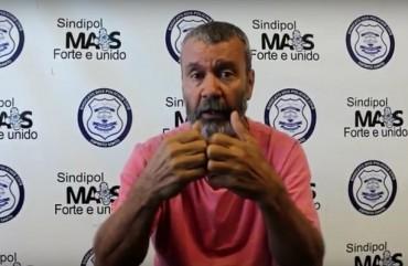 EX-PRESIDENTE DO SINDIPOL/ES É CONTRA SAÍDA DE INVESTIGADORES