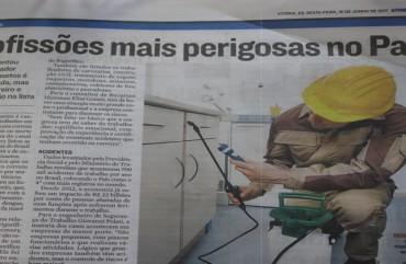 ABSURDO: PROFISSIONAIS DA SEGURANÇA PÚBLICA FICAM FORA DE RANKING DAS 10 PROFISSÕES MAIS PERIGOSAS DO BRASIL