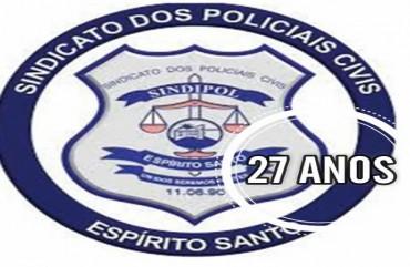 O QUE O SINDIPOL/ES ESTÁ FAZENDO PELO POLICIAL CIVIL?
