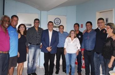 DIRETORIA DO SINDIPOL/ES AGRADECE AO DEPUTADO SANDRO LOCUTOR PELO EMPENHO NA LUTA PELOS POLICIAIS CIVIS CAPIXABAS