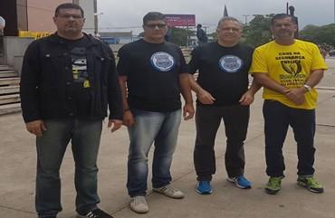 ATO PÚBLICO MOBILIZOU SERVIDORES DE TODO ESTADO