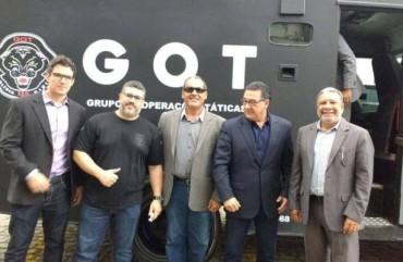 """PROSEGUR DOA """"CAVEIRÃO"""" PARA POLÍCIA CIVIL CAPIXABA"""