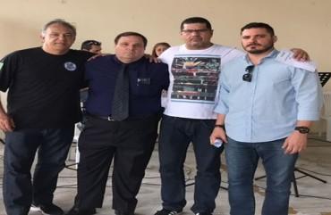POLICIAIS CIVIS REALIZAM CONFRATERNIZAÇÃO EM TODO O ESTADO