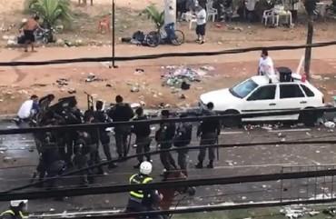 SECRETÁRIO DE SEGURANÇA DIZ QUE ESTADO NÃO CONSEGUE CONTROLAR BLOCOS DE CARNAVAL NO ESPÍRITO SANTO