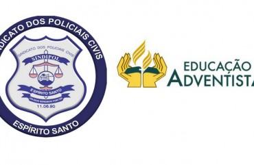 EDUCAÇÃO: SINDIPOL/ES FIRMA CONVÊNIO COM UNIDADES DO COLÉGIO ADVENTISTA