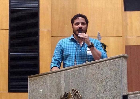Humberto Mileip, vice-presidente do Sindipol/ES