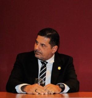Jorge Emílio Leal, presidente do Sindipol/ES