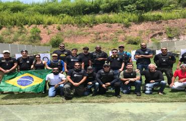 POLICIAIS CIVIS PARTICIPAM DE CAPACITAÇÃO NO SINDIPOL/ES