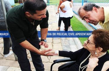28 DE MARÇO: DIA DO POLICIAL CIVIL APOSENTADO