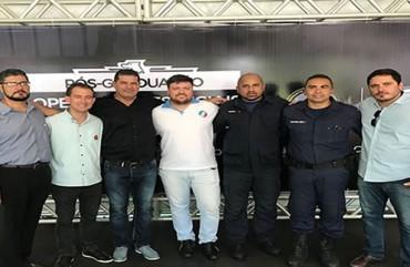 LANÇAMENTO DE CURSO REÚNE REPRESENTANTES DA SEGURANÇA PÚBLICA DE TODO ES