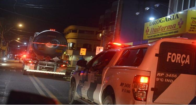 escolta-de-caminhoes-tanque-pode-prejudicar-policiamento-no-es