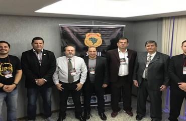 DIRETORIA DO SINDIPOL/ES PARTICIPA DE CONGRESSO NACIONAL DA COBRAPOL