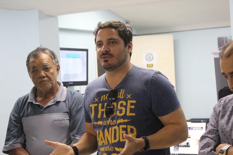 Humberto Mileip, vice presidente do Sindipol/ES.