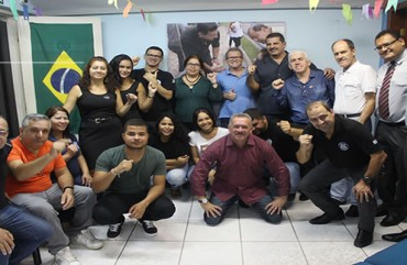 DEPUTADO GILSON LOPES MANIFESTA APOIO AOS POLICIAIS CIVIS
