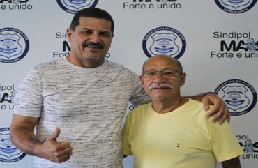 PERFIL DO SINDICALIZADO: INVESTIGADOR APOSENTADO ALCIR FIGUEIREDO CAJUEIRO