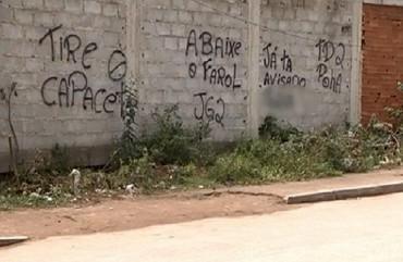 PODER PARALELO DE CRIMINOSOS SEGUE DESAFIANDO CÚPULA DA SEGURANÇA PÚBLICA NO ES