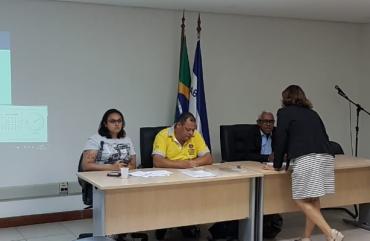 SINDIPOL/ES É ELEITO MEMBRO DO CONSELHO ESTADUAL DE SAÚDE – CES/ES