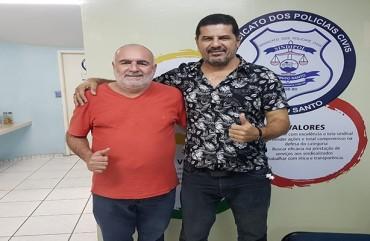 JOSÉ CARLOS OLIVEIRA: LÍDER SINDICAL E UM GRANDE GUERREIRO DA POLÍCIA CIVIL CAPIXABA