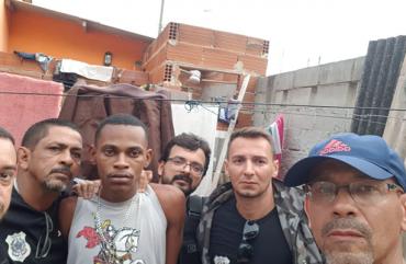 TERCEIRO ACUSADO DE MATAR INVESTIGADOR DA POLÍCIA CIVIL É PRESO