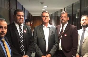 SINDIPOL/ES PARABENIZA NOVO PRESIDENTE DO BRASIL