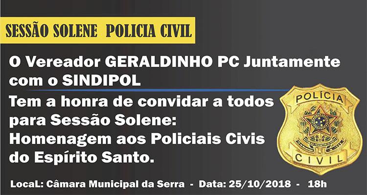 camara-municipal-da-serra-vai-homenagear-policiais-civis