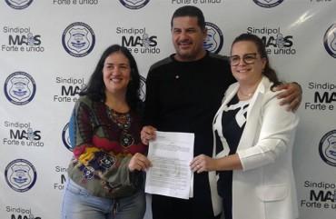 SINDIPOL/ES FECHA PARCERIA COM DAMÁSIO EDUCACIONAL E GARANTE DESCONTO AOS SINDICALIZADOS