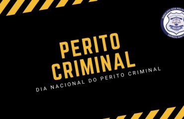 DIA NACIONAL DO PERITO CRIMINAL